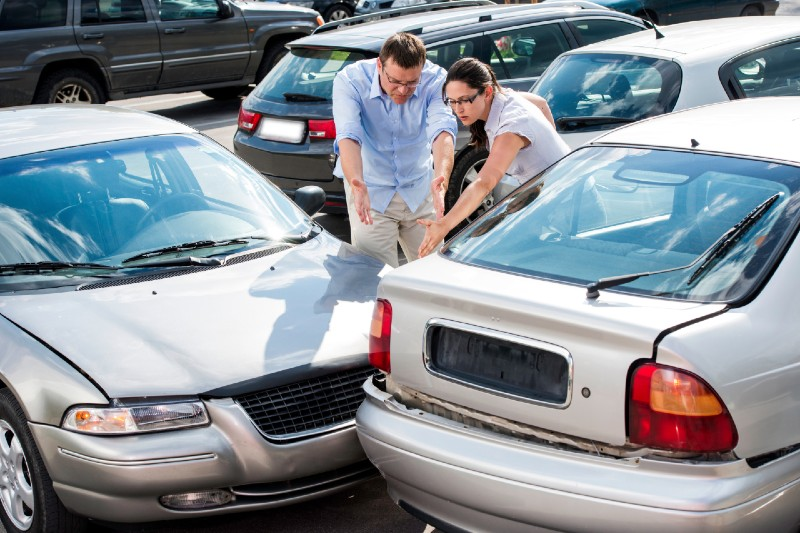 Parking Lot Accidents – How To Determine?